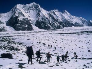 Trekking al Kang Tengri