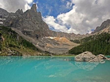 Lago-Sorapis