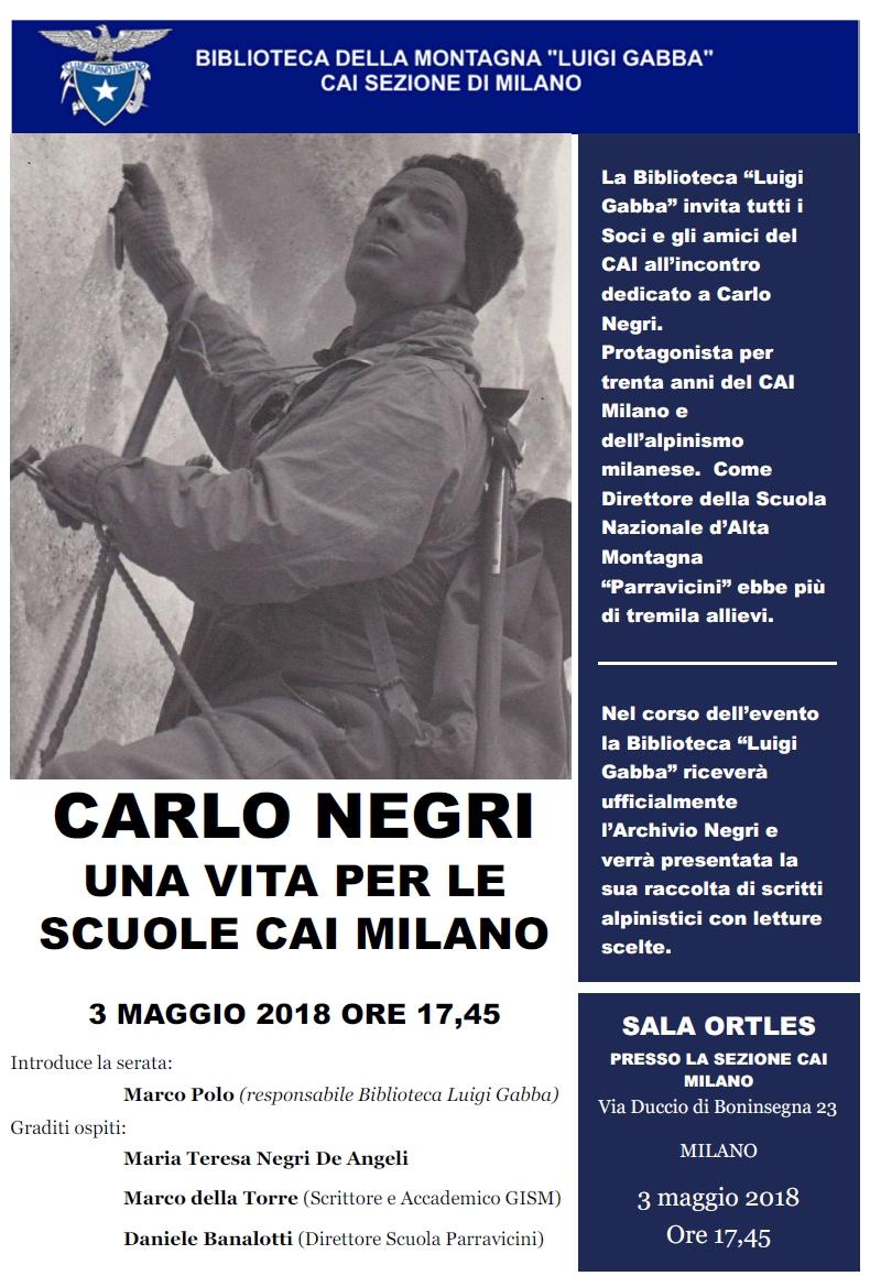 3mag2018 Carlo Negri immagine
