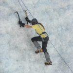 Esercitazioni di ghiaccio al Morterash (CH)