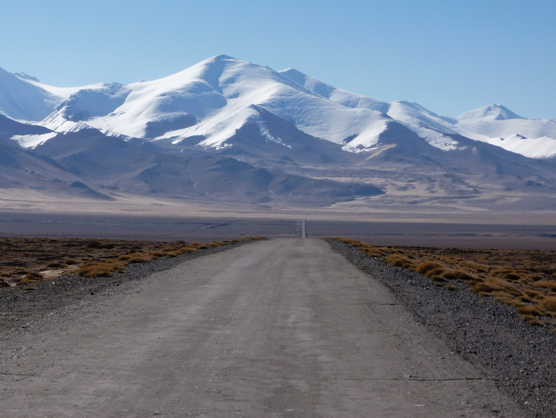 Strada del Pamir - Altopiano tagiko