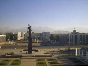Ala-too in Bishkek