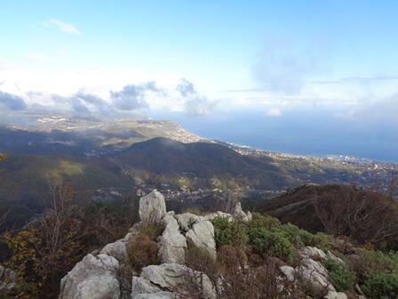 Anello del Carmo - Alta Via Monti Liguri