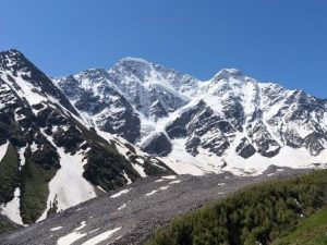 Cheget Peak