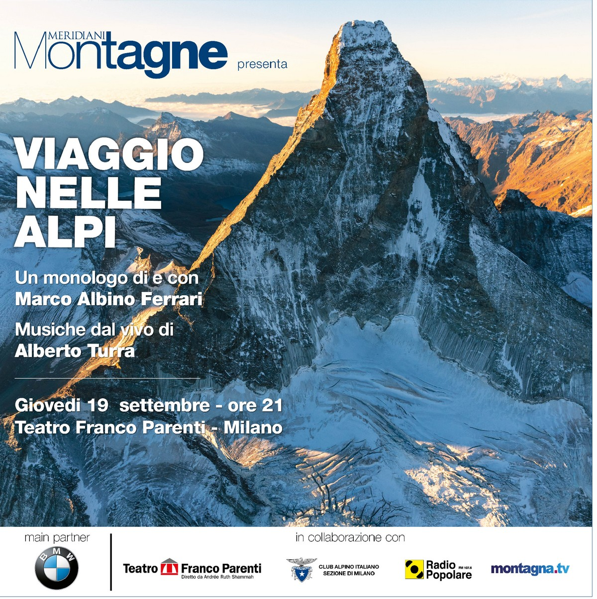 Meridiani Montagne Calendario 2020.Cai Milano Benvenuti Nel Sito Del Cai Milano